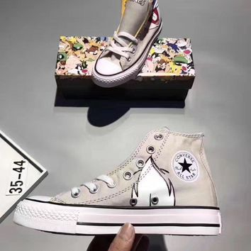 Converse Classic canvas shoes-4