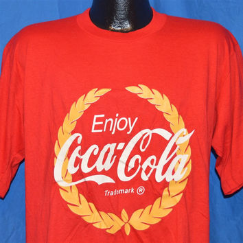 90s Coca-Cola Collectors Club t-shirt Large