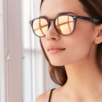 Ray-Ban Highstreet Round Sunglasses - Urban Outfitters