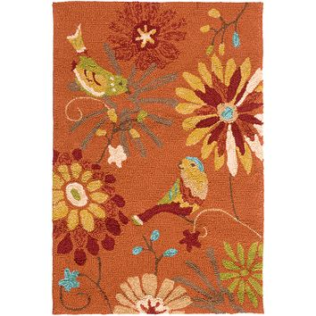 Surya Floor Coverings - RAI1104 Rain 2' x 3' Area Rug