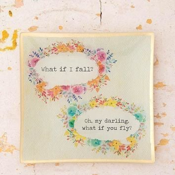 What If I Fall Tray By Natural Life