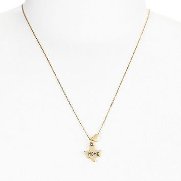 Anna & Ava Southern Belle Texas Home Necklace | Dillards