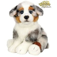 Webkinz Signature Australian Shepherd with Trading Cards