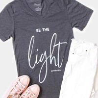 Be The Light - Tee