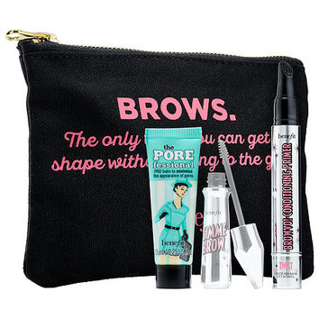 Get Your Brows in Shape Customizable Kit - Benefit Cosmetics | Sephora