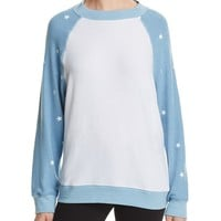 WILDFOXFootball Star Sommers Sweater