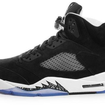 Air Jordan Retro 5 'Oreo' Mens