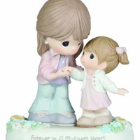 "Precious Moments ""Forever In A Mother's Heart"" Figurine"