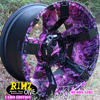 XD Rockstar II Muddy Girl Camo Wheels. Rimz One is your one-stop shop
