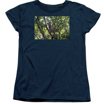 Raccoon - Women's T-Shirt (Standard Fit)