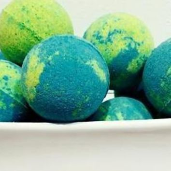 Captain Crunch Berry Bath Bombs