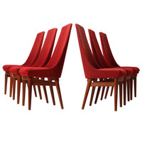 Dining Chairs By Niels Vodder
