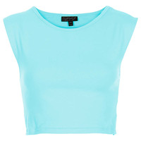 Basic Stretch Crop Top - Sale - Sale & Offers - Topshop USA
