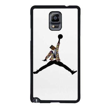fresh prince jordan samsung galaxy note 4 note 3 2 cases