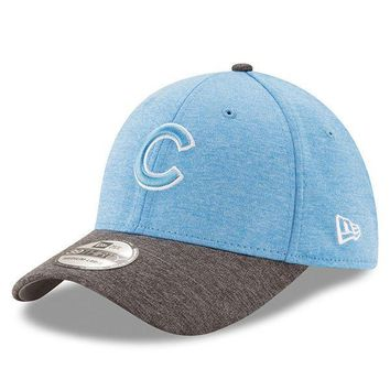 Chicago Cubs Father's Day MLB17 39THIRTY Flex Fit Cap By New Era