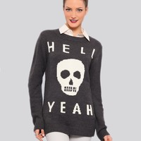 Hell Yeah Sweater - Clothes | GYPSY WARRIOR