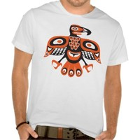 Bird - Native American art stylization
