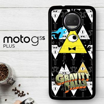 Gravity Falls Bill Cipher W3347  Motorola Moto G5S Plus Case
