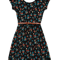Sweet Floral Dress (Kids) | FOREVER21 girls - 2000070917