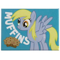 My Little Pony - Derpy Muffins Magnet