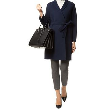 MaxMara Mina Wool Coat
