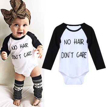 Newborn Toddler Kids Baby Boys Girls Romper Jumpsuit Long Sleeve Body Suits Spring Autumn Baby Clothes