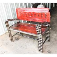 auto parts furniture truck tailgate bench