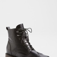 Women's rag & bone 'Cozen' Wingtip Boot