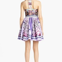 Mary Katrantzou Print Full Skirt Dress | Nordstrom