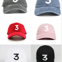 CHANCE 3 The Rapper Hat I KNOW YOU KNOW Dad Hat I Feel Like