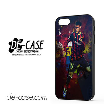 Neymar Jr Barcelona DEAL-7691 Apple Phonecase Cover For Iphone 5 / Iphone 5S