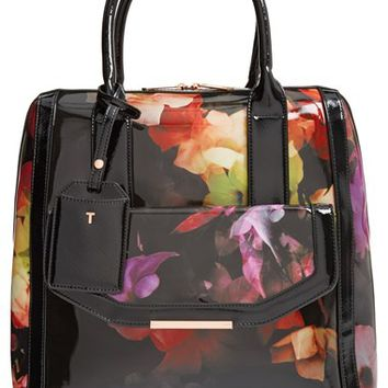 Ted Baker London 'Connie - Cascading Floral' Travel Bag