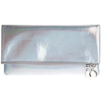 Stella Mccartney Iridescent Clutch
