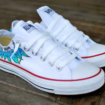Moccasin Converse shoes
