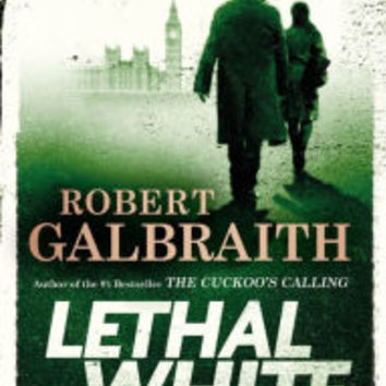 Lethal White (Cormoran Strike Series #4)