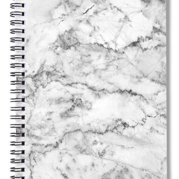 Marble Walls - Spiral Notebook