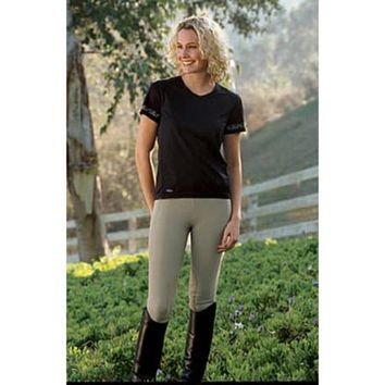 Irideon Cadence Stretch-Cord Knee Patch Riding Breeches | Dover Saddlery