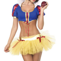 Snow White Tutu Costume
