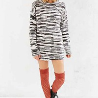 Ecote Roll-Neck Boyfriend Sweater-