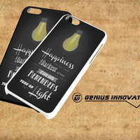 Harry Potter Happiness Quote Samsung Galaxy S3 S4 S5 Note 3 , iPhone 4(S) 5(S) 5c 6 Plus , iPod 4 5 case