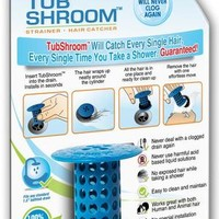 TubShroom™ A Revolution in Drain Protection - No More Clogged Drains