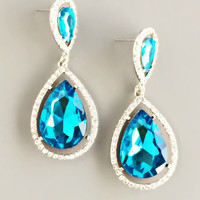 Stella Crystal Earrings