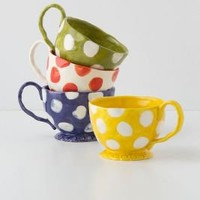 Dotto Mug - Anthropologie.com