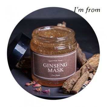 I'M FROM | Ginseng Mask