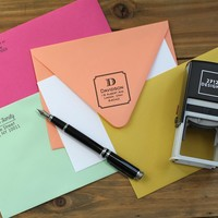 Personalized Self inking Designer Stamps