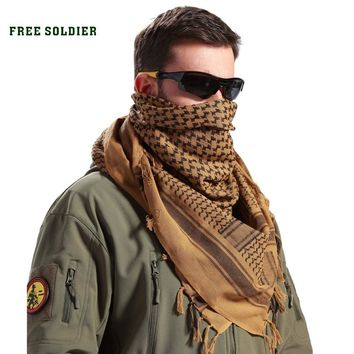 Outdoor Sports Tactical Male &Women Scarf For Cycling Windproof Thicken Mask Scarf For Head Neck