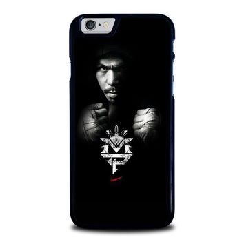 manny pacquiao pac man iphone 6 6s case cover  number 1
