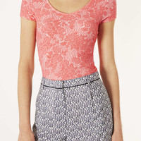 Textured Crop Top - New In This Week - New In - Topshop USA