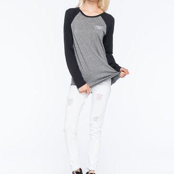 VANS Authentic Rags Womens Raglan Tee | Raglans & L/S Tees