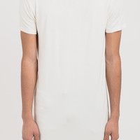 D10 Stealth Under Armour S/S Tee - White